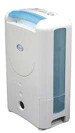 eco air dd122FW desiccant dehumidifier
