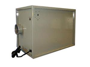 novelaire dh 100 industrial desiccant dehumidifier