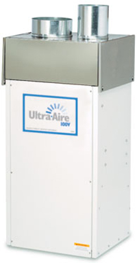 Ultra Aire 100v Dehumidifier Review