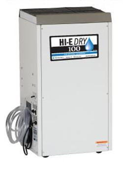 Hi e dry 100 dehumidifier review for Indoor pool dehumidification design
